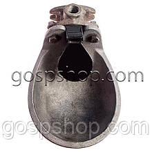 Поїлка металева для ВРХ з пластиковим язичком