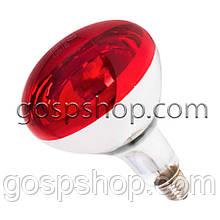 Лампа інфрачервона R125 100 Вт черв. фарбованого волосся б. UFARM