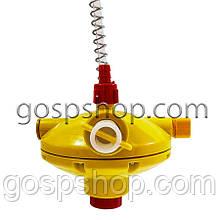 Регулятор тиску води кінцевий з перемикачем промивання AT