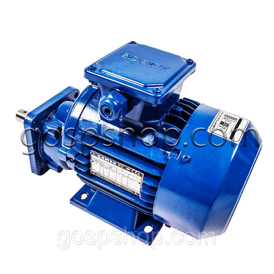 Мотор-редуктор 0,75 кВт AT