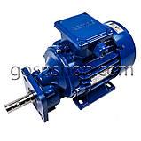 Мотор-редуктор 0,75 кВт AT, фото 2