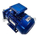 Мотор-редуктор 0,75 кВт AT, фото 3
