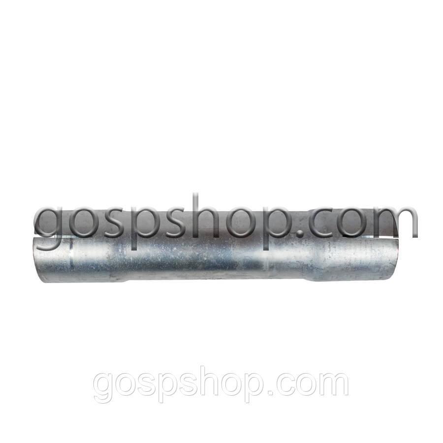Сполучна муфта для труби кормороздачі 45 мм (довж. 225 мм)