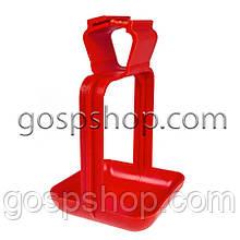 Каплеулавливатель на квадратну трубу з подвійним кріпленням