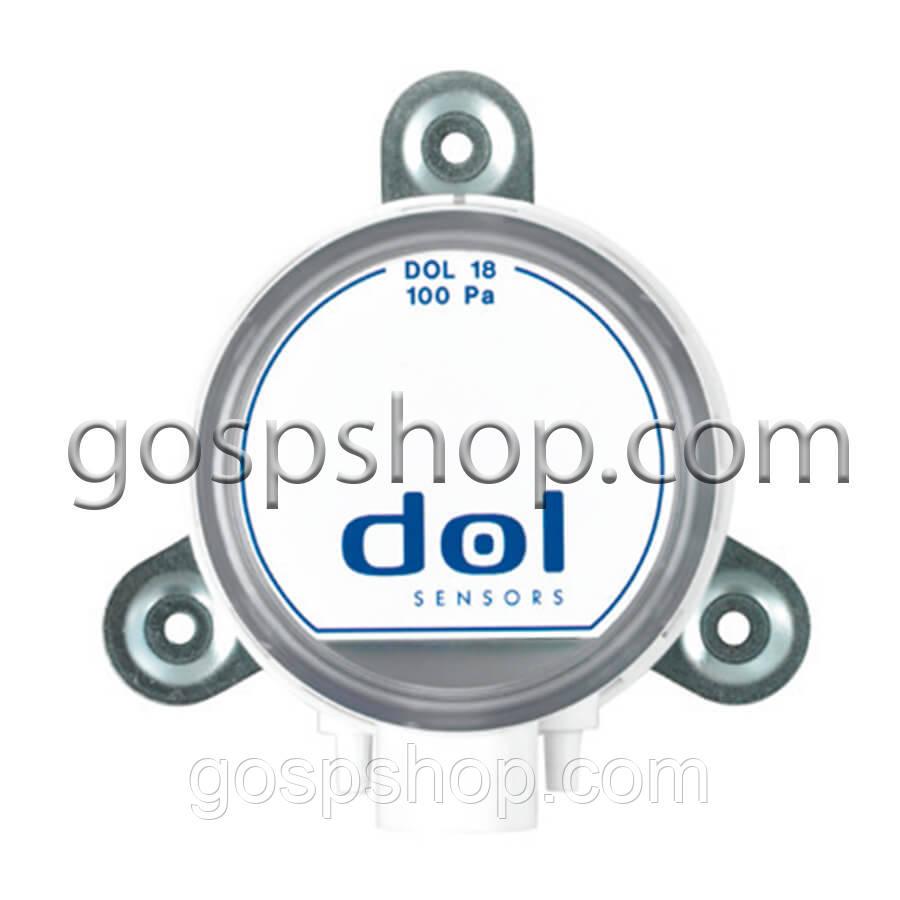 DOL 18 Датчик давления 100 Pa (арт. 140233)