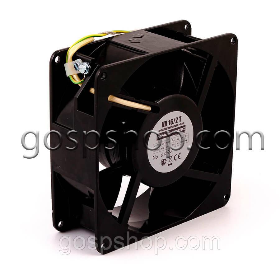 Осевой высокотемпературный вентилятор (240 м3/ч)