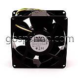 Осевой высокотемпературный вентилятор (240 м3/ч), фото 2