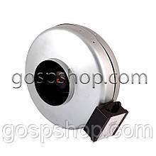 Вентилятор канальний круглий 550 м3/год