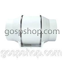 Вентилятор канальний круглий (Ø підключається каналу 95 мм)