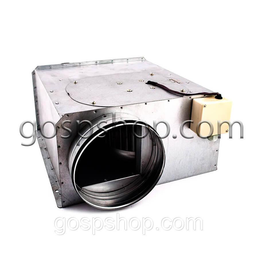 Вентилятор канальний прямокутний ( Ø каналу 200 мм)
