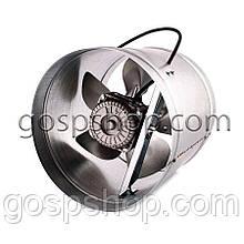 Осьовий вентилятор канальний 455 м3/год