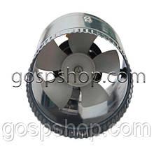 Осьовий вентилятор канальний 170 м3/год