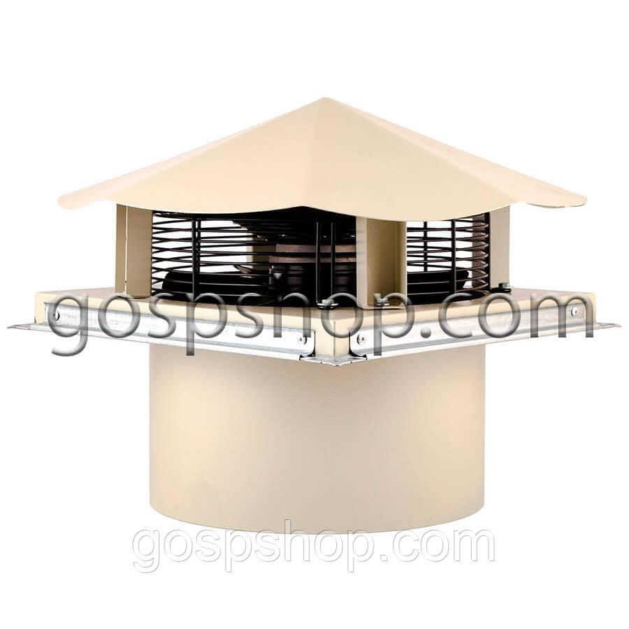 Крышный осевой вентилятор (Ø входного отверстия 420 мм)