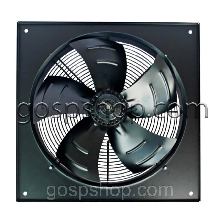 Осевой промышленный вентилятор 450 B/S с фланцем