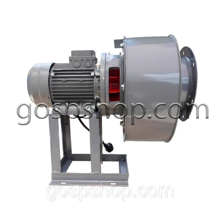 Пылевой радиальный вентилятор (3090 м³/час)