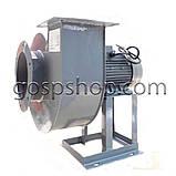 Пылевой радиальный вентилятор (3090 м³/час), фото 3