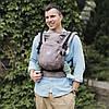 Эрго-рюкзак ONE+ Cool Хоуп для новорожденных с сеточкой на спинке Love & Carry Рюкзак для переноски детей Урба