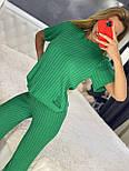 Комплект з Міккі: футболка і штани, 42-48, фото 3