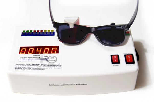 Солнцезащитные очки RAY BAN Wayfarer поляризационные антибликовые UV400 (арт. 2140P) черные, фото 3