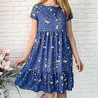 Платье женское штапель