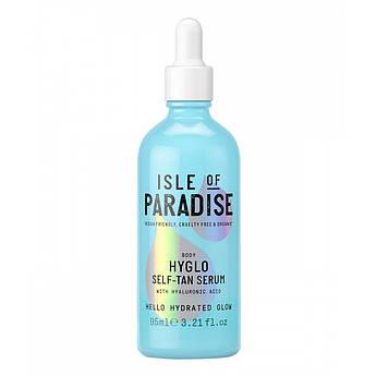 Сыворотка для сияния кожи и эффекта автозагара Isle of Paradise Hyglo Hyaluronic Self-Tan Body Serum 95 мл