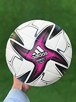 Футбольный мяч для игры в футбол спортивный игровой  Футбольный мяч Adidas Conext 21, фото 1