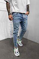 Мужские джинсы Black Island голубые