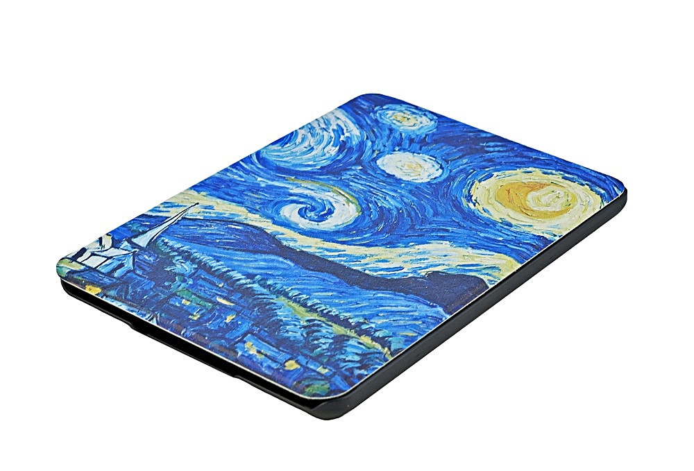 обкладинка Амазон Кайндл Папервайт 4 10th Gen Starry Night вид збоку