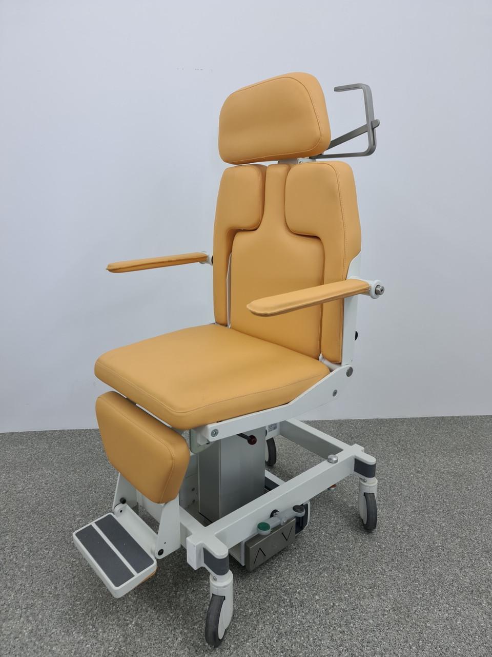 Крісло для біопсії / мамографії грудей AKRUS AK 5010 MBS