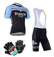 Велосипедний одяг