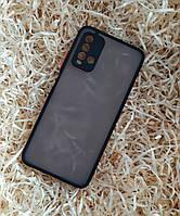 Чехол Goospery Case для Xiaomi Redmi 9T, Matte Black