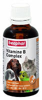 Вітамінна добавка Vitamine B Complex для птахів і тварин (50 мл)