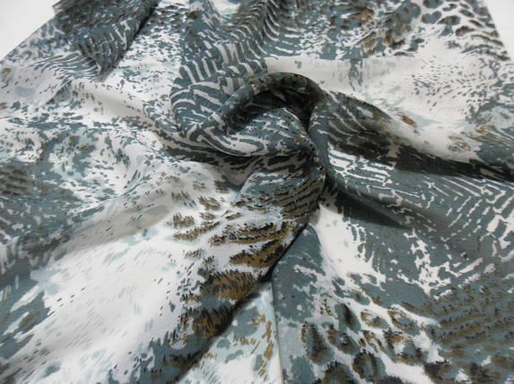 Шифон абстракция, фото 2