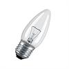 Лампочка декоративная свеча ДС 40Вт,60Вт Е27(гофра)