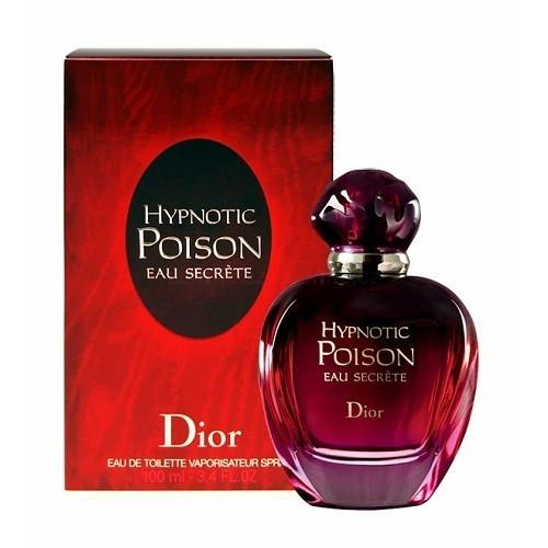 Женская туалетная вода Christian Dior Hypnotic Poison Eau Secrete ( Гипнотик Пуазон Сикрет) 100 мл