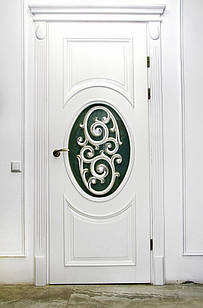 Межкомнатная дверь Casa Verdi Impero 3 из массива ясеня