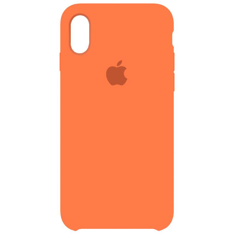 Чохол Silicone Case для Apple iPhone Xs Max 35