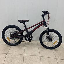 Велосипед Crosser MTB New 20 дюйма