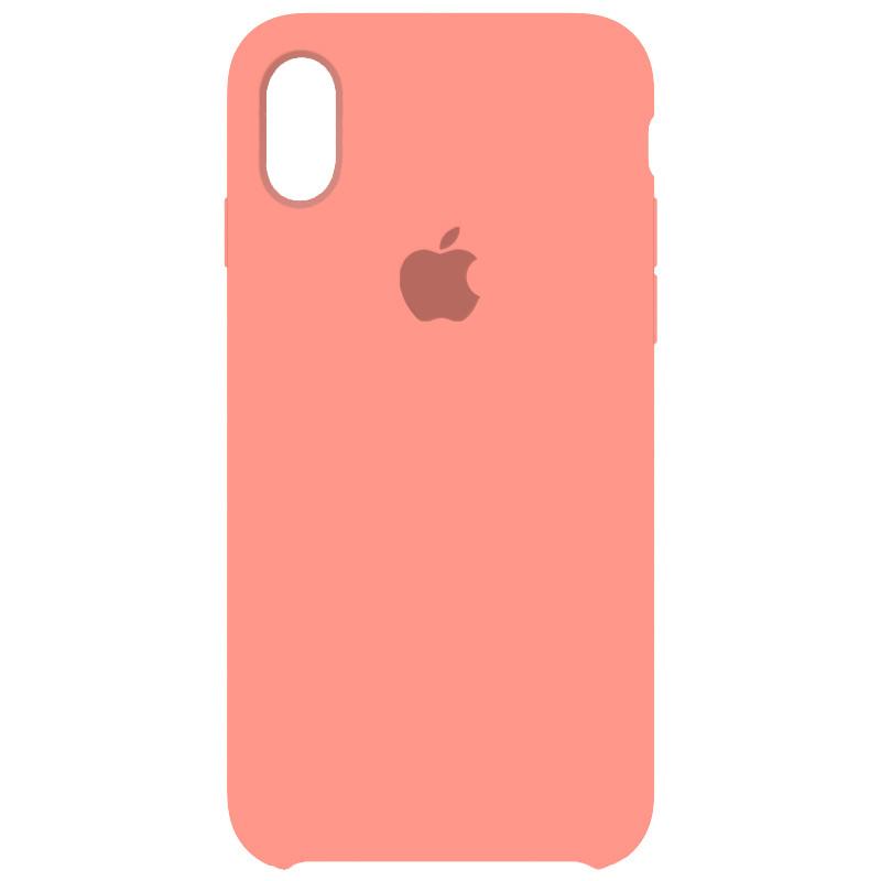 Чохол Silicone Case для Apple iPhone Xs Max 42
