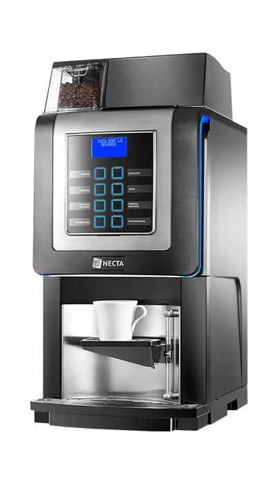 Кавомашина Necta Korinto Prime (Coffee machine Necta Korinto Prime)