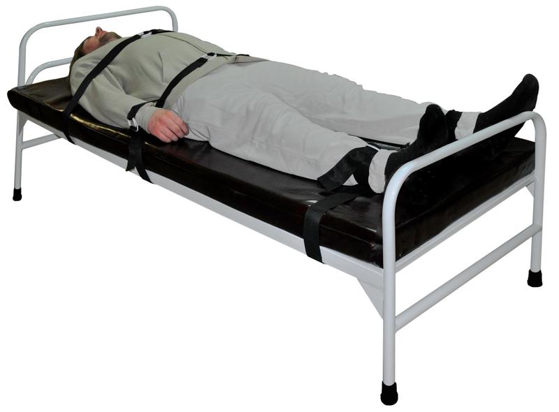 Кровать для лежачих больных, медицинская кровать для психонервнобольных кпб Завет
