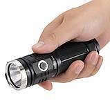 Яркий фонарь SOFIRN SP33 v3.0 (3500 люмен, Cree XHP50.2, 6500K, USB Type-C), Без батареи, фото 4