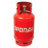 Баллон газовый бытовой 12 литров, бутан, Novogas, Беларусь