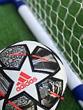 Футбольний м'яч для гри у футбол спортивний ігровий Футбольний м'яч Adidas Champions Liga Final 2021, фото 3