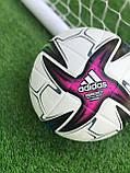 Футбольний м'яч для гри у футбол спортивний ігровий Футбольний м'яч Adidas Champions Liga Final 2021, фото 4