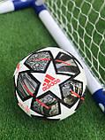 Футбольний м'яч для гри у футбол спортивний ігровий Футбольний м'яч Adidas Champions Liga Final 2021, фото 5