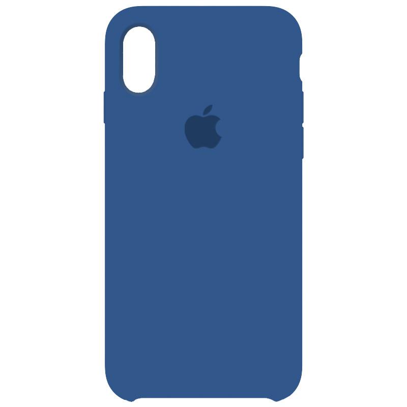 Чехол Silicone Case для Apple iPhone Xs Max 61