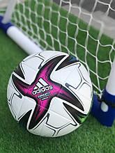 Футбольний м'яч для гри у футбол спортивний ігровий Футбольний м'яч Adidas Conext 21