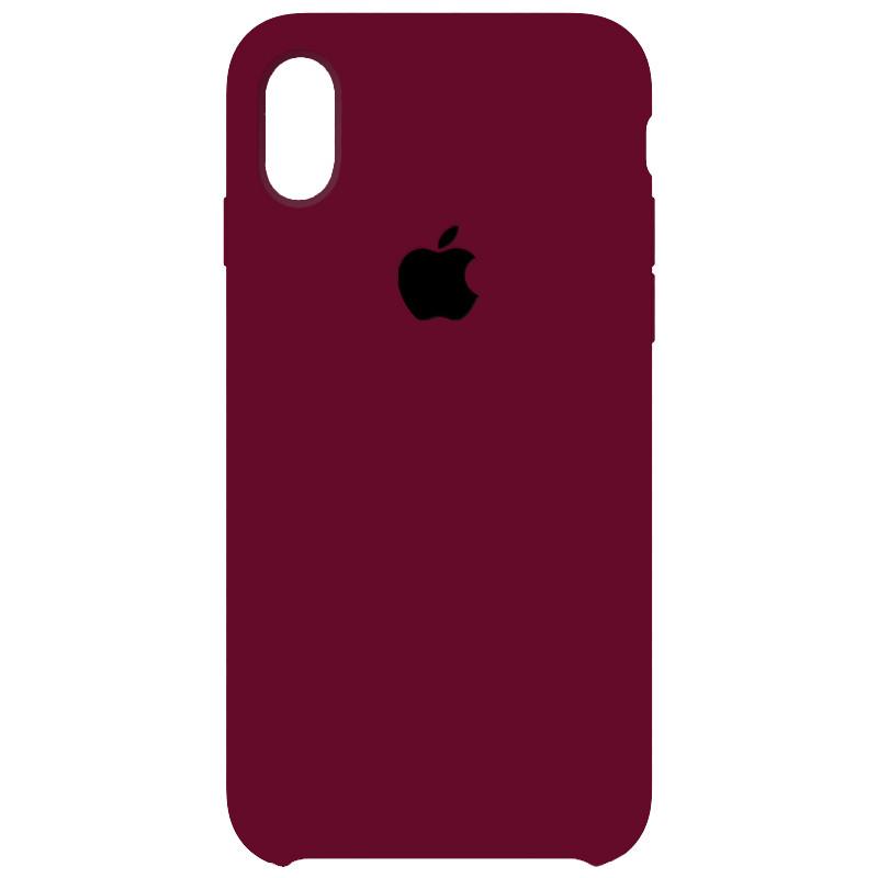 Чохол Silicone Case для Apple iPhone Xs Max 66