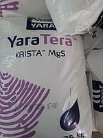 Яра YaraTera KRISTA MgS (сульфат магнія) (25 кг)